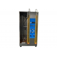 IEC60332-1 Flammability Testing Equipment Single Cable Vertical Burning Test Device Manufactures