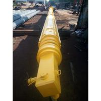 Construction Friction Or Interlocking Type Kelly Bar Drilling Tools For Rotary Piling Rig Parts Manufactures
