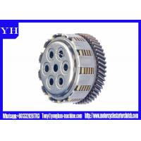 Street Motorcycle Clutch Gear AX100 With ACD12 Alloy Central Pressure Plate Manufactures