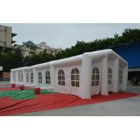 White Oxford Cloth Square Inflatable Party Tent  For Wedding and Birthday party activities Manufactures