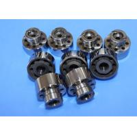 High Pressure  Tungsten Carbide Nozzle / Environmentally Cylindrical Nozzle Core Manufactures