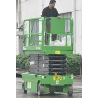 Hydraulic Motor Drive Self Propelled Scissor Lift Access Platform max 13.8m Manufactures