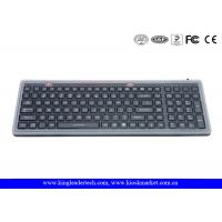 China IP68 Industrial Rubber Keyboard Membrane Avaliable Comfortable For Typing on sale