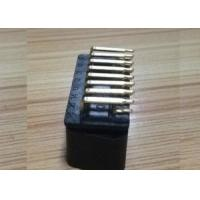 Buy cheap OBDII PIN header 16pin J1962 golden plated male pin 12V 90 degree connector pcb from wholesalers