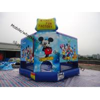 minnie mouse bouncy castle mini bouncy castle Manufactures