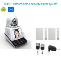 Wireless PTZ Camera Night Vision Audio Video IR Webcam 2 Way Audio Manufactures