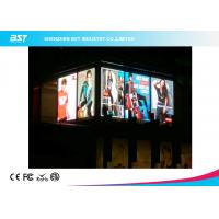 Flexible Transparent LED Screen 10000 Dots Per Sqm 1920hz For Shopping Center Manufactures