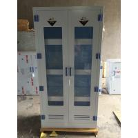 Polypropylene Hazardous Material Storage Cabinets With Window For Laboratory / Chemical Manufactures