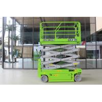 Hydraulic Scissor Lift Working Height 10m For Hotel Airport Factory Maintenance Manufactures