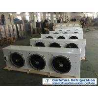 Freezer Tunnel Use Unit Cooler Evaporator For Freon , CO2 And Ammonia System Manufactures
