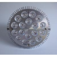 18W led PAR38 light with epistar high power led chip Manufactures