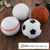 Creative basketball wireless mini Bluetooth speaker spherical football basketball baseball golf small stereo outdoor Manufactures