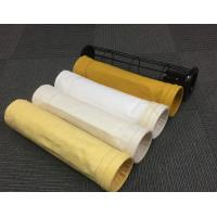 Quality Chinese FMS material felt dust filter bag use in dry gas scrubbing technology of for sale