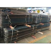 Boiler Fin Tube High Strength Integrated Extruded Spiral Type Resistant Corrosion Manufactures