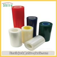 Self Adhesive Electrostatic Protective Film For LCD Display Screen Multi Colored Manufactures