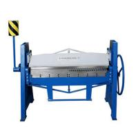 Sheet metal manual folding machine Manufactures