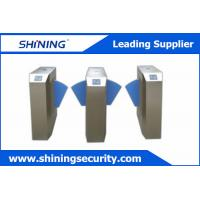 Anti - Temperature Turnstile Flap BarrierWith Fire / Scour Protection Function Manufactures