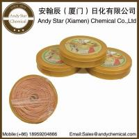 90mm Incense Coil  0.05% Dimefluthrin Pest control used for upsacel place from China Manufacturer Manufactures