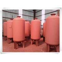 ASME Standard Diaphragm Water Pressure Tank Vessel For Water Pump System Manufactures
