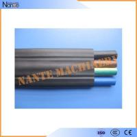 Insulated Copper Conductor Hoist Flat Electrical Cable IEC60332-1 / EN 50265-2-1 Manufactures