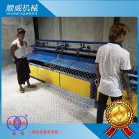 Quality 3 Meter Weaving Breadth Chain Link Fence Machine Twist Edge Lock Method for sale