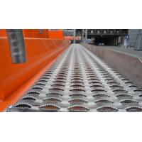 perforated aluminum metal steel grating  anti slip stairs Manufactures