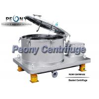 Manual Pharmaceutical Centrifuge Machine for Plant Essential Oil Extraction Manufactures