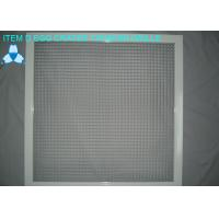 Construction Building Return Air Louver Water Resistant For Air Conditioner Manufactures