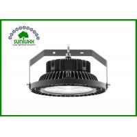 Warehouse Lighting High Bay LED Lights , High Brightness UFO LED High Bay Light Manufactures