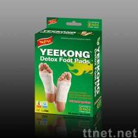 China bamboo foot patch on sale