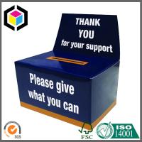 Collection Use Full Color Printing Corrugated Box; Strong Cardboard Packaging Box Manufactures
