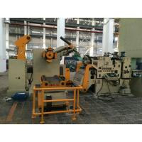 PLC Control Metal Fabricating Machinery , Hydraulic Sheet Metal Handling Equipment Manufactures