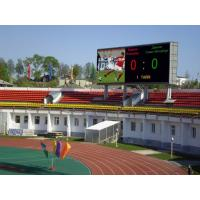 Outdoor P8 Full Color SMD  Stadium LED Display for Advertising  Video Meanwell Power Supply Manufactures