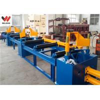 Multifunctional Steel Welding Straightening Automatic Combined H beam Machine Manufactures
