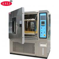 Quality Programmable Temperature & Humidity Test Chamber With Inner Door With Operation Hole for sale