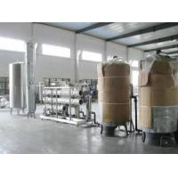 5000 Liters Water Treatment Equipment 2 Stages River Water Purification Reverse Osmosis Manufactures