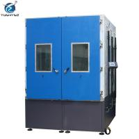 Lab Equipments Environmental simulation IEC60529 standard  ip1x~ ip6x  sand dust resistance tester room Manufactures