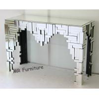 Quality M Style Mosaic Mirrored Console Table 110 * 43 * 76cm / Custom Size for sale