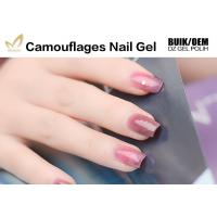 Home Use Natural Nails Gel Uv Gel Nail Extensions No Grinding No Filing Manufactures