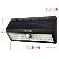 Large Size 44 LED Wireless Solar Energy Powered Motion Sensor Light Outdoor Manufactures