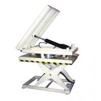 Loading 6T Customary Lift Rotating Work Platform Cargo Lift Table Easily Installation Manufactures