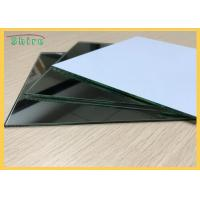 130 Microns Mirror Safety Backing Film Milk White Protective Film For Mirror Backing Protect Manufactures