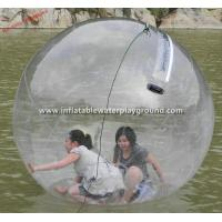 Floating 1mm PVC Water Walking Ball Inflatable Bubble Balll For Pool Game Manufactures