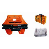 Throw Over Emergency Inflatable Life Raft Rubber Survival Products Life Rafts Manufactures