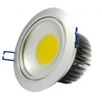 15W COB recessed led down light Manufactures