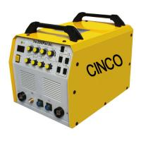 High Stable AC DC Welding Machine IP21 With 80% Efficiency Over Heating Protection Manufactures