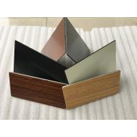 Quality Colorful CM Aluminium Composite Panel Anti - UV With Weather Resistance for sale