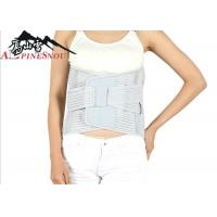 High Elastic Fish Ribbon Medical Lumbar Support Belt For Compression Fracture Manufactures