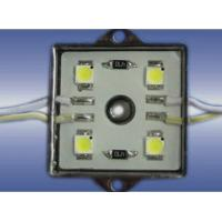 RGB 4pcs SMD 5050 leds Iron shell with CE&ROHS RGB Led module IP67 Manufactures