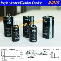 400V 150uF Capacitor Snap in Electrolytic Capacitor for EV Charging Post EV Charging Pile EV Charging Spot Manufactures